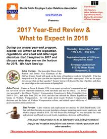2017 Year-End Review Brochure